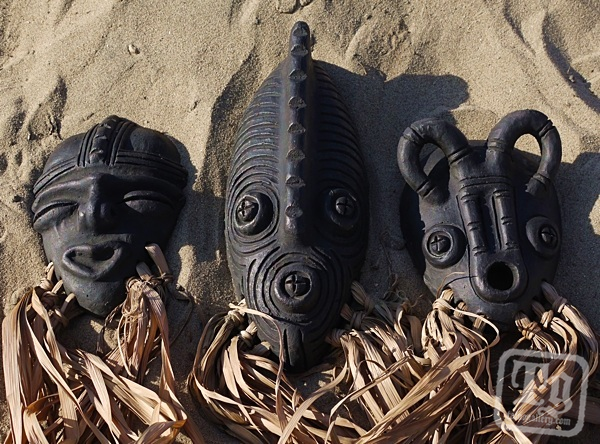 Taino Replica Masks